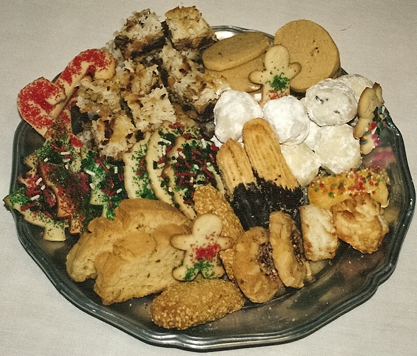 Italian Christmas Cookies Tasty Little Morsels Blog